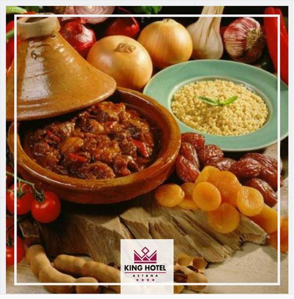 King Hotel Astana и ресторан Sadaf рады пригласить Вас провести Ифтар в кругу своей семьи и близких людей!